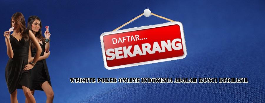 Website Poker Online Indonesia Adalah Kunci Berhasil